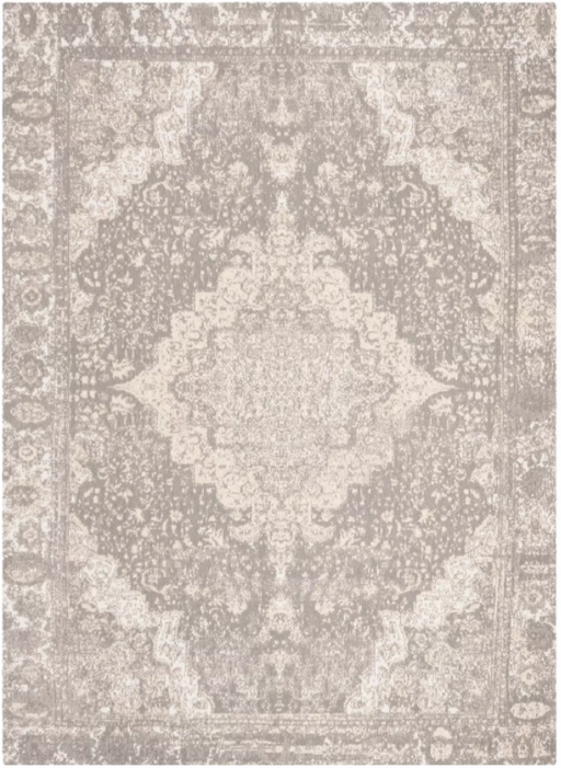 Size 8'X10' Color Silver Kristi Medallion Loomed Area Rug - Safavieh