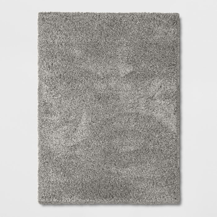 5X7 Grey Eyelash Woven Shag Rug - Our Price $70 (Currently Selling Online for $99) - YOU SAVE $30!