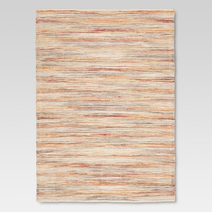 7X10 Color Natural Woven Rug Woven Rug - Threshold™