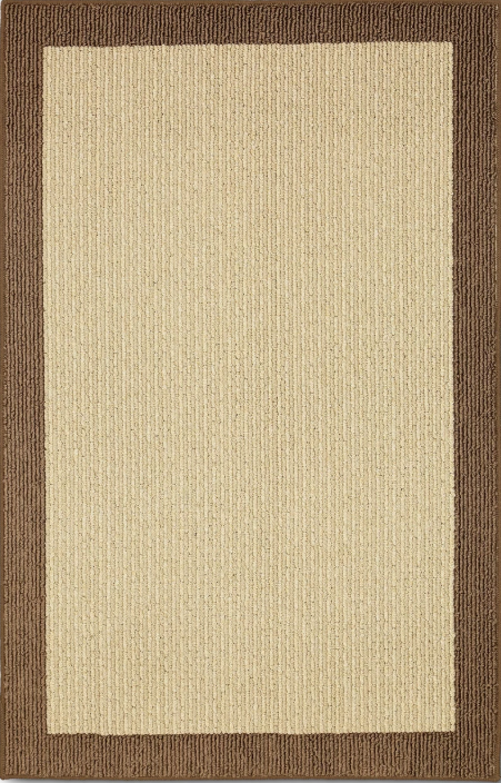 "4'X5'6"" Color Tan Madison Washable Rug - Our Price $25 (Current Online Price $39) - SAVE $15!"