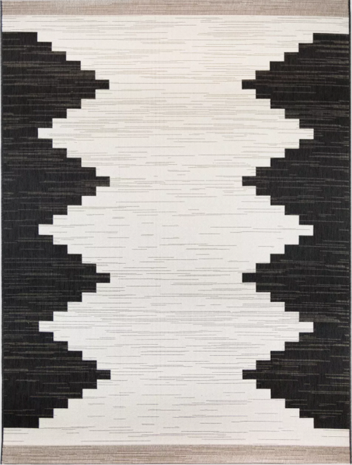 Size 5'x7' Color Neutral Mod Desert Outdoor Rug - Project 62™
