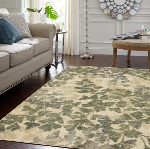 Bazaar Floral 7 ft. 6 in. x 10 ft. Area Rug