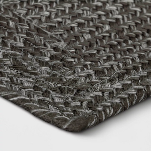 Size 7'X10' Color Gray/Grey Woven Outdoor Rug - Project 62™