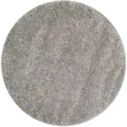 "Size 8'6"" ROUND Color Silver Quincy Rug - Safavieh"