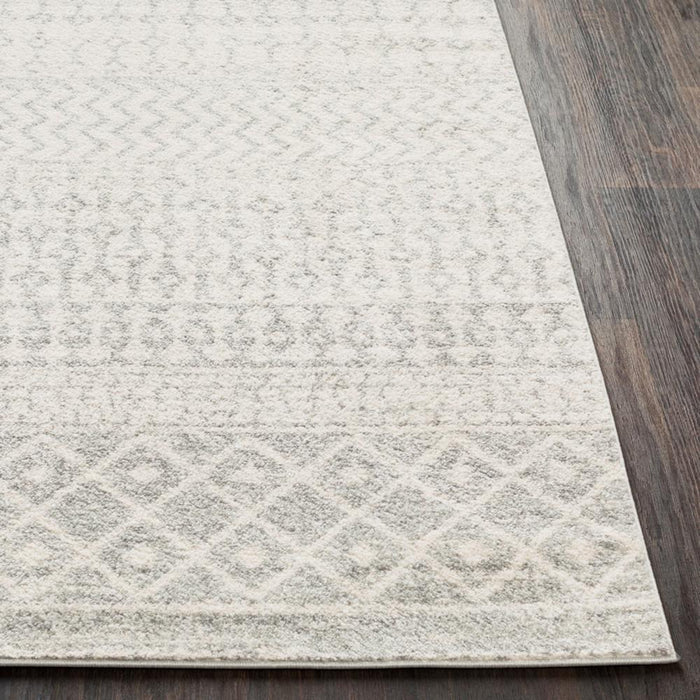 4x6 Gray Area Rug - By SURYA