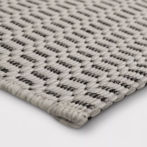 Size 7'x10' Resort Weave Outdoor Rug Gray - Project 62™