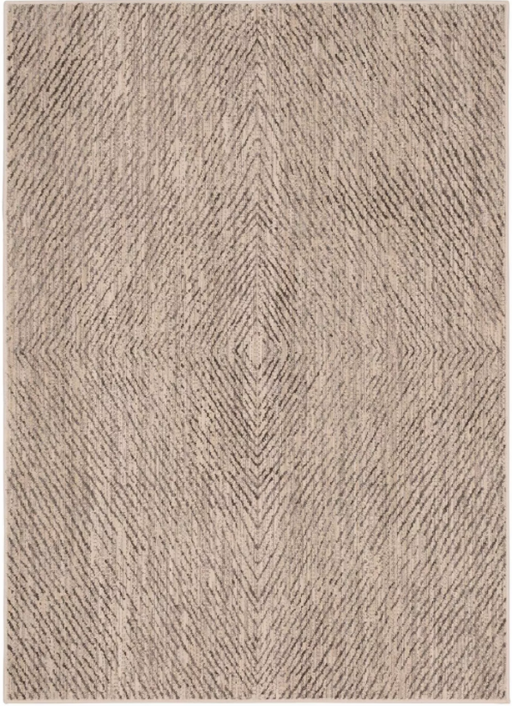 SIze 7'x10' Seaford Diamond Zebra Rug Tan - Threshold™