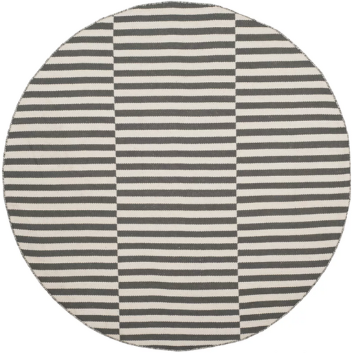 Size 6' ROUND Color Ivory/Gray Juliette Rug - Safavieh