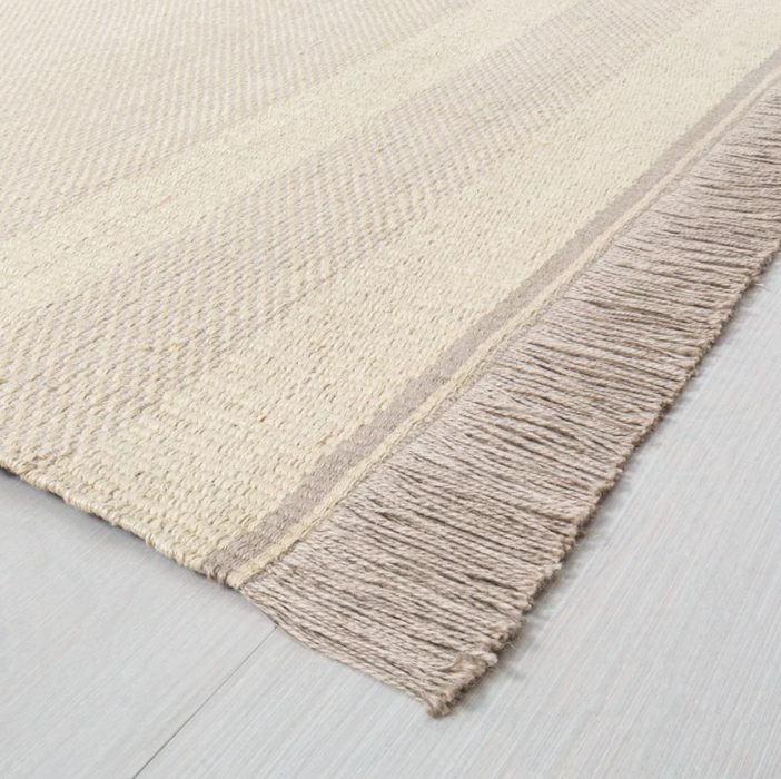 Size 7' x 10' Color Gray Jute Rug - Hearth & Hand™ with Magnolia