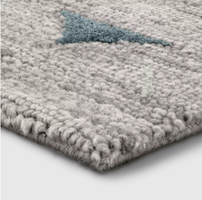 Size 5'X7' Color Block Rug - Project 62™