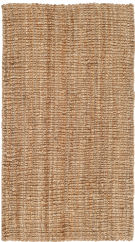 Natural Fiber Beige 2 ft. x 3 ft. Indoor Area Rug by Safavieh