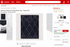 9'X12 Color Navy Diamond Patterned Shag Woven Rug Our Price $195 (Currently Selling Online for $329) - YOU SAVE $135!