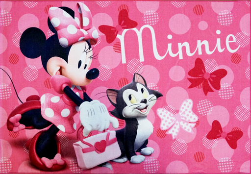 5x7 Pink Disney® Minnie Mouse Rug - Our Price $35 (Current Online Price $59) SAVE $25