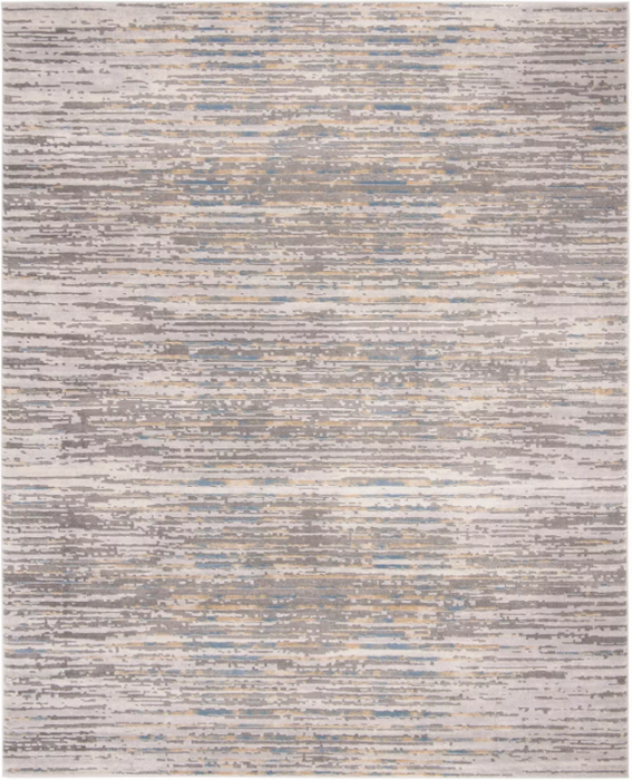 Size 8'x10' Color Gray/Gold Mariah Rug - Safavieh