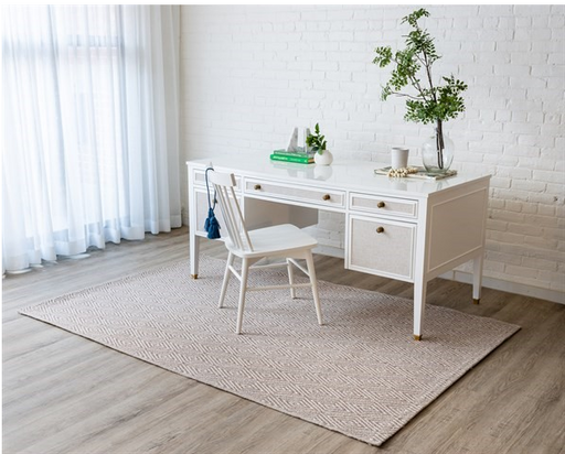 5x8 Natural Color AREA RUG by Erin Gates by Momeni