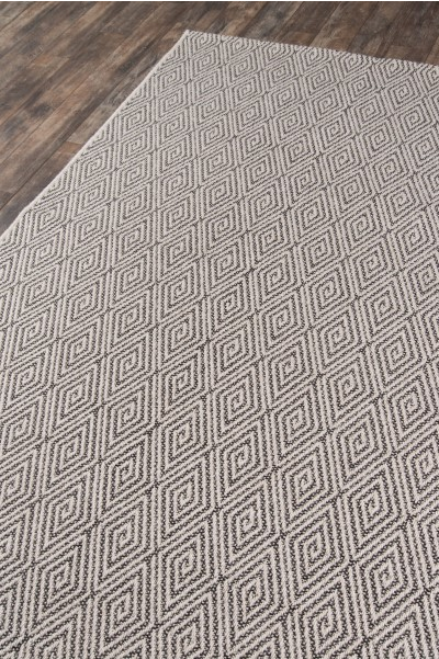5x8 Color Charcoal AREA RUG by Erin Gates by Momeni