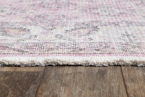 5x8 Color Pink Helena Area Rug By Momeni