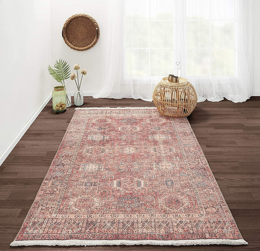 Momeni Helena Traditional Area Rug 5' X 8'