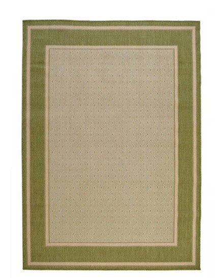 5x7 Indoor Outdoor rug by Hampton Bay Area Rug