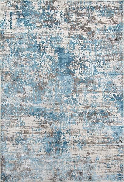 4x6 Momeni Juliet Blue Area Rug