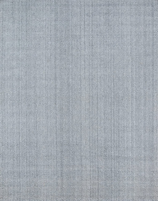 5x8 Color: Grey Erin Gates by Momeni Ledgebrook Washington Grey Hand Woven Polyester Area Rug