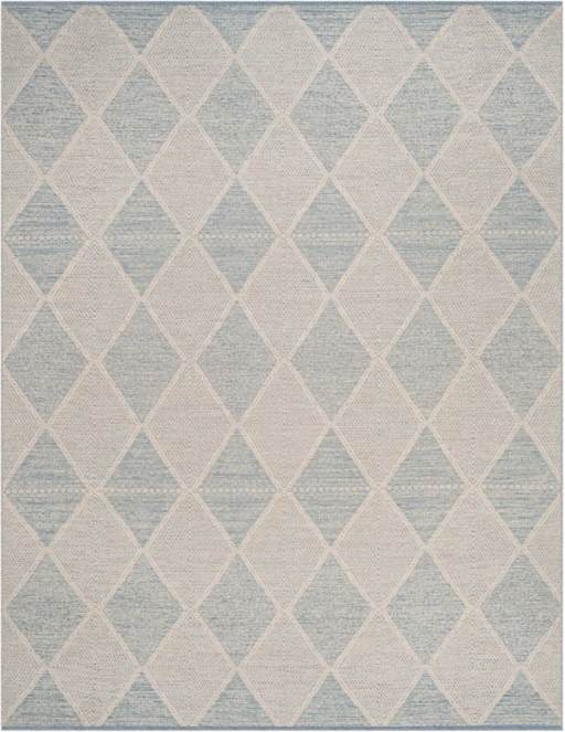 8'X10' Color Light Blue Makeda Rug - Safavieh