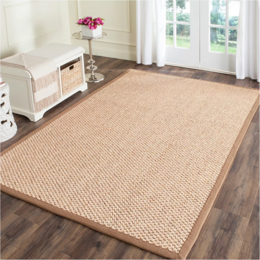 Size 3'x5' Color Natural Carson Rug - By Safavieh
