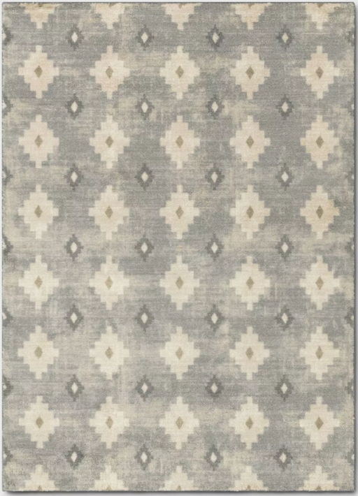 Size 5'x7' Diamond Area Rug - Threshold™
