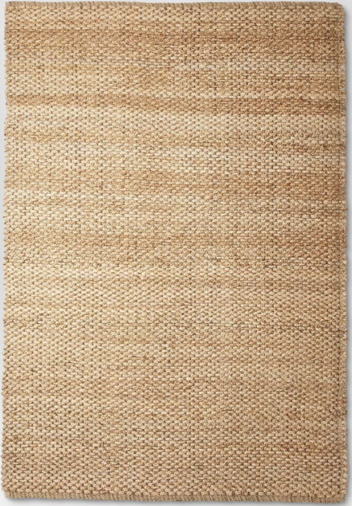 Size 5'x7' Woven Runner Rug Solid Natural - Threshold™