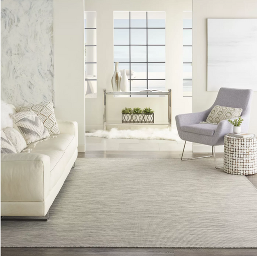 Size 8' x 10' Color Grey Nourison Positano Indoor/Outdoor Area Rug