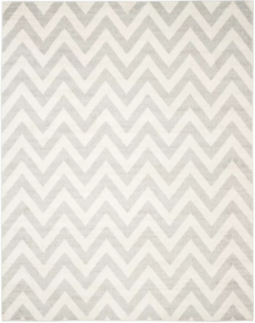 Size 8'X10' Color Light Gray/Beige Colmar Outdoor Patio Rug - Safavieh