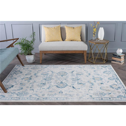 Claire Rug in Cream, 5'3'' x 7'3'' Area Rug