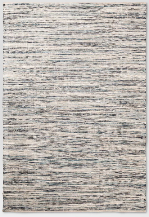 5'x7' Indigo Woven Rug - Threshold™