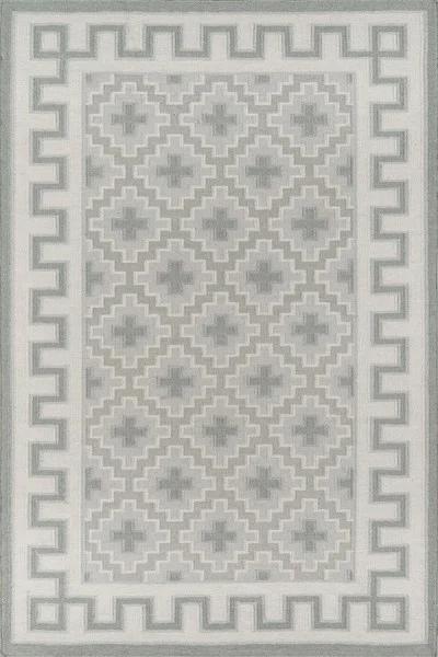5x8 Color Grey THOMPSON - BROOKLINE AREA RUG by Erin Gates by Momeni