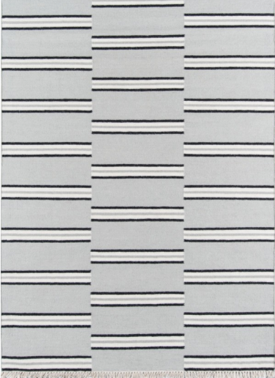 5x8 Grey Momeni Erin Gates Thompson Union Area Rug