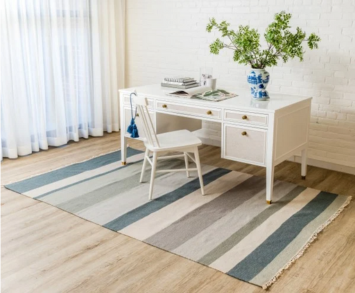 5x8 Color Grey THOMPSON AREA RUG by Erin Gates by Momeni