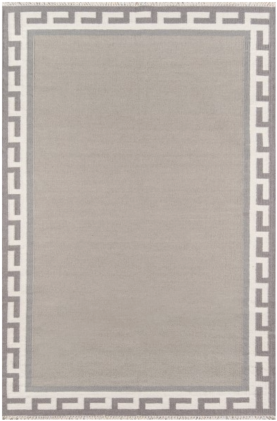 5x8 Color Grey THOMPSON - AREA RUG by Erin Gates by Momeni