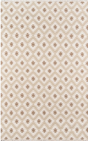 5x8 Color Beige THOMPSON AREA RUG by Erin Gates by Momeni