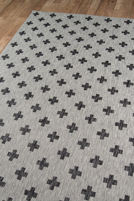 5x8 Grey Area Rug By Momeni Novogratz