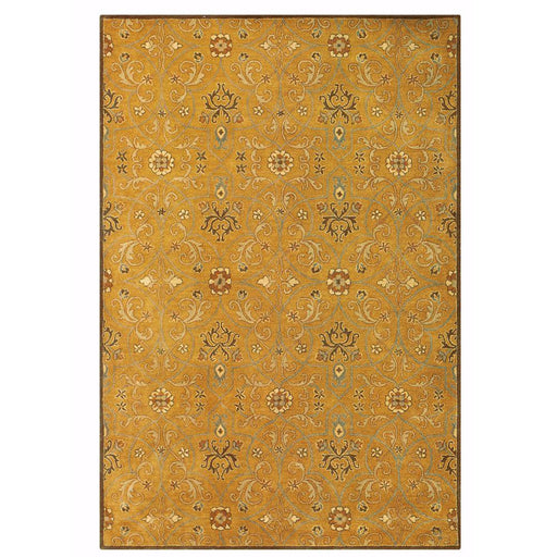Grimsby Amber/Gold 5 ft. x 8 ft. Area Rug Home Decorators Collection