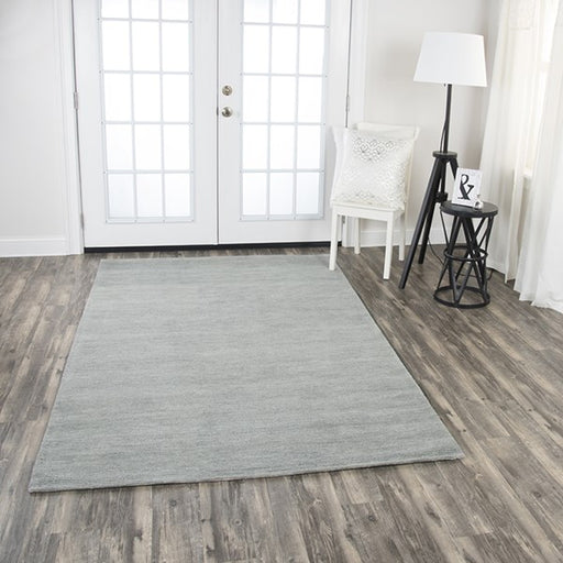 Rizzy Fifth Avenue 9x12 Grey Area Rug