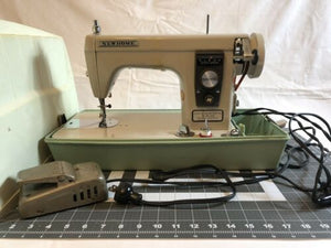 New Home Janome Model 132 Industrial Sewing Machine