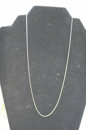 Italian Sterling silver chain 0.70g