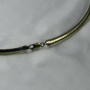 Italian Sterling silver Necklace 31.48g