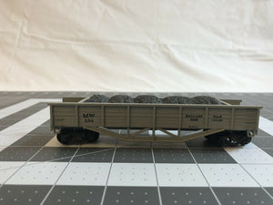 MW 134 Ballast Car Collectible Freight Train Great Condition!