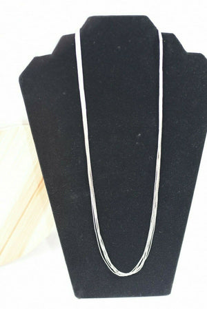 Sterling silver chain 7.54g