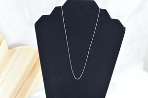 Sterling silver chain 1.58g