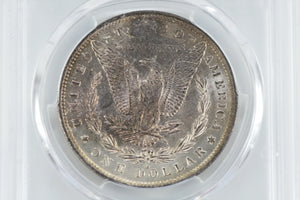 1883-O PCGS MS64 Morgan Silver Dollar Gold Shield With True View!