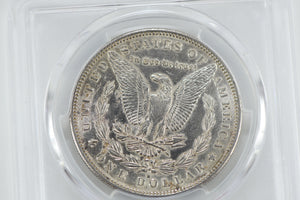 1888-S PCGS AU DETAIL CLEANED GOLD SHIELD AND TRUE VIEW RARE COIN!