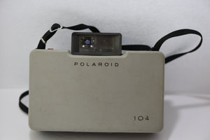 Vintage Polaroid Automatic Land Camera 104